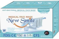 New Smile Mask - 4-layermedical facemask
