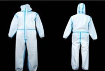 Dugarco - Set of pandemic  preventative  clothes +boots