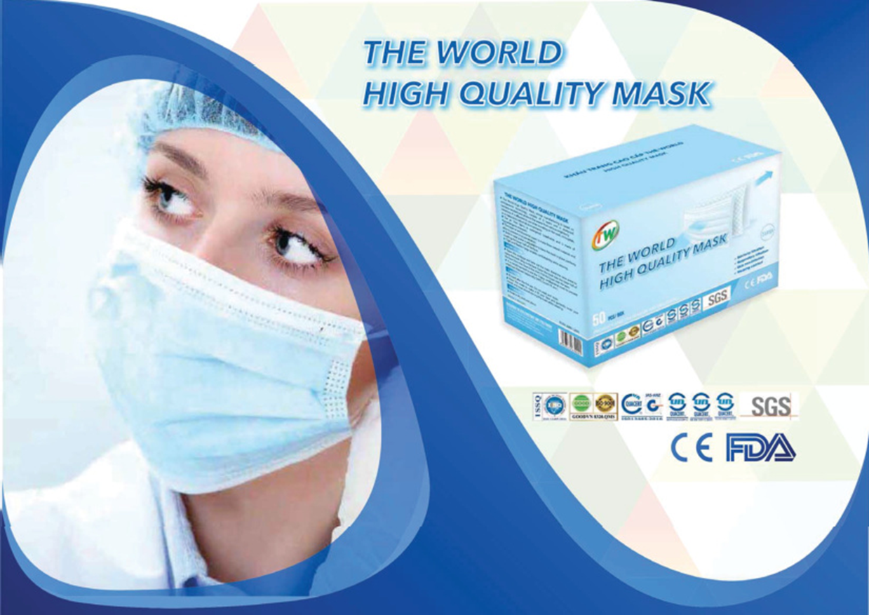 The World High Quality Mask